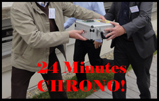 ORGANISATION INCENTIVE Lyon, Rhone…24 Minutes Chrono !