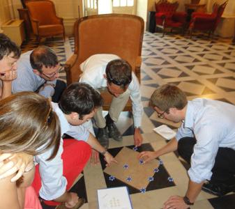 team building cohésion Lyon