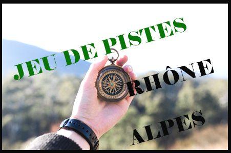 Jeux de piste Rhône Alpes GPS vieux Lyon