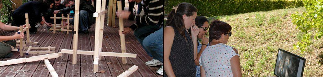 Organisation team building Lyon, activités de séminaire Rhône Alpes