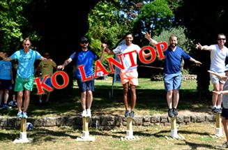 Incentive Rhone Alpes lyon KO LANTOP challenge